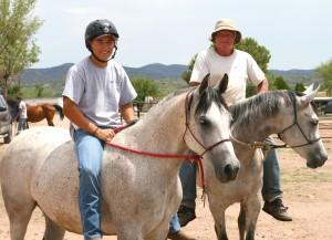 Arivaca boys ranch horses