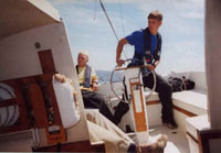 Safe Harbor Boys Home Sailing